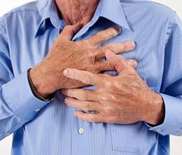Причины боли в сердце во время вдоха